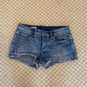 Blank Shorts, 26, fits like 24
